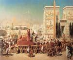Israel in Egypt[ by  Sir Edward John Poynter (Painting ID: CL-1128-KA)